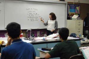 THE COMMON CHEM - Ms. Russo, a chemistry teacher, assigns to her students a Common Core based assignment to her IB Chemistry class.